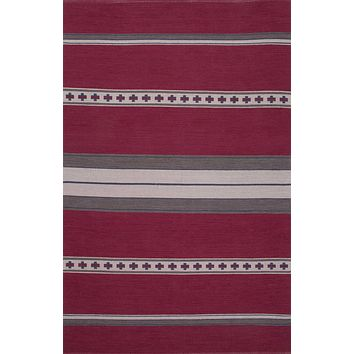 Jaipur Traditions Made Modern Cotton Cuzco Area Rug