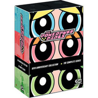 DVD: Powerpuff Girls Anniversary Box Set |