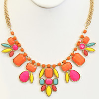 Rio Carnival Necklace Set