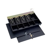 Cash Drawer Replacement Tray Black