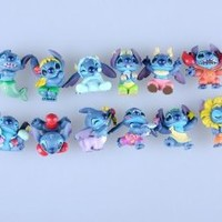 Lilo & Stitch 12-Piece Mini Figure Set - Disney
