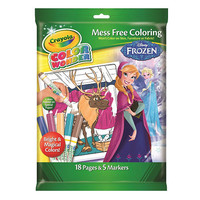 Crayola Color Wonder Mess Free Coloring Set - Frozen