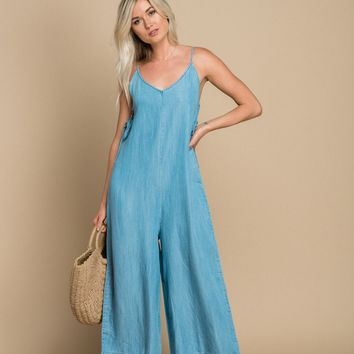 Chasing Waterfalls Jumpsuit