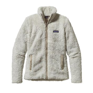 Patagonia Women's Los Gatos Fleece Jacket | Bleached Stone