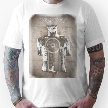 Donnie Darko, Quote and Time Travel Illustration Unisex T-Shirt