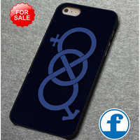 Bisexual pride   for iphone, ipod, samsung galaxy, HTC and Nexus PHONE CASE