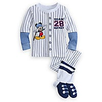 Mickey Mouse PJ PALS for Baby