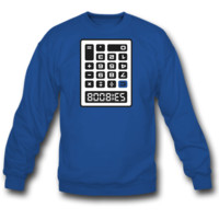 CALCULATER SWEATSHIRT CREWNECK
