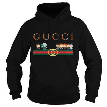 Harry Potter And Gucci shirt Hoodie