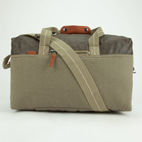 Electric Brief Duffel Bag Olive One Size For Men 26156953101