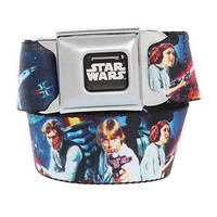 Star Wars Classic Seat Belt Belt | Hot Topic