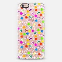 Holiday Sweets Transparent iPhone 6s case by Lisa Argyropoulos | Casetify