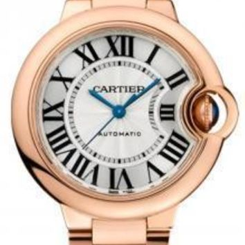 Cartier - Ballon Bleu 33mm - Pink Gold