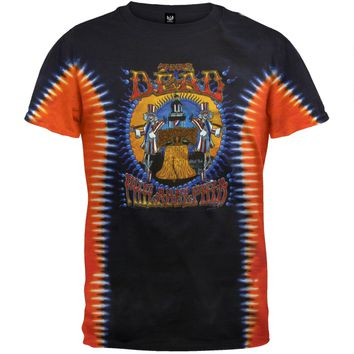 Grateful Dead - Philadelphia 09 Tie Dye T-Shirt