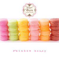 French Macaron Hand Soap Set