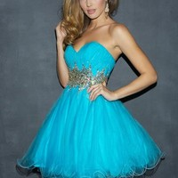 Night Moves 6820 at Prom Dress Shop