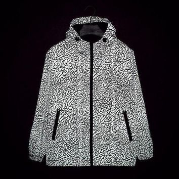Windbreaker Couple 3m Reflective Jacket [103858339852]