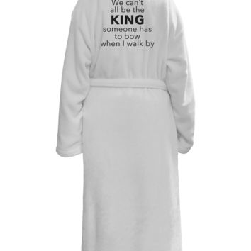 Robe- Can't All Be King
