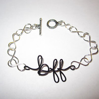 Best Friends Forever Infinity Bracelet