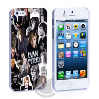 American Horror Story Evan peters iPhone 4s iPhone 5 iPhone 5s iPhone 6 case, Galaxy S3 Galaxy S4 Galaxy S5 Note 3 Note 4 case, iPod 4 5 Case