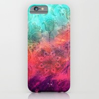 Mantra - for iphone iPhone & iPod Case by Simone Morana Cyla