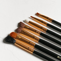 bh cosmetics Eye Essential 7 Piece Brush Set | Urban Outfitters