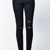 Obey Lean & Mean Classic Slit Knee Jeans at PacSun.com