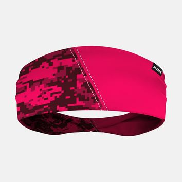 Arsenal Pink Digi Camo Headband