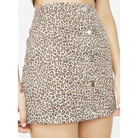 The Cat's Meow Mini Skirt