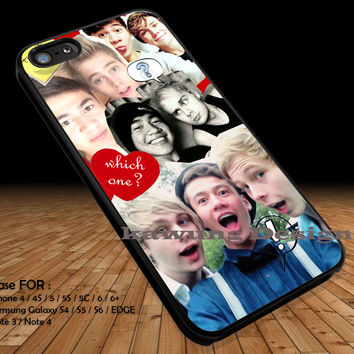 Funny 5 Seconds Of Summer Collage iPhone 6s 6 6s+ 5c 5s Cases Samsung Galaxy s5 s6 Edge+ NOTE 5 4 3 #music #5sos DOP2133