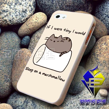 i m Pusheen The Cat 22 For iPhone Case Samsung Galaxy Case Ipad Case Ipod Case