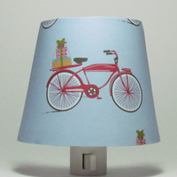Vintage Bike Night Light