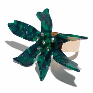 WATER LILY NAPKIN RING