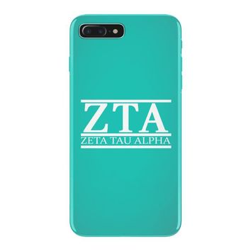 zta zeta tau alpha iPhone 7 Plus Case