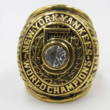 1953 NY Yankees Major League Baseball Championship Ring