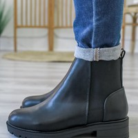 Wynne Booties - Black