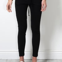 Jac Parker All Day Sunday Jogger - Black