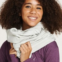 Fleece Infinity Scarf - Runfinity Feather Fleece Scarf | Oiselle Running Apparel for Women
