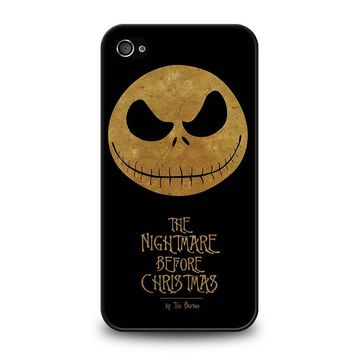 NIGHT BEFORE CHRISTMAS iPhone 4 / 4S Case Cover