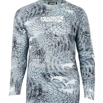 Men's Grenadines L/S UV Fishing Shirt