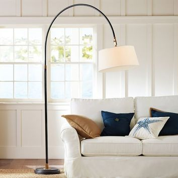 WINSLOW ARC SECTIONAL FLOOR LAMP