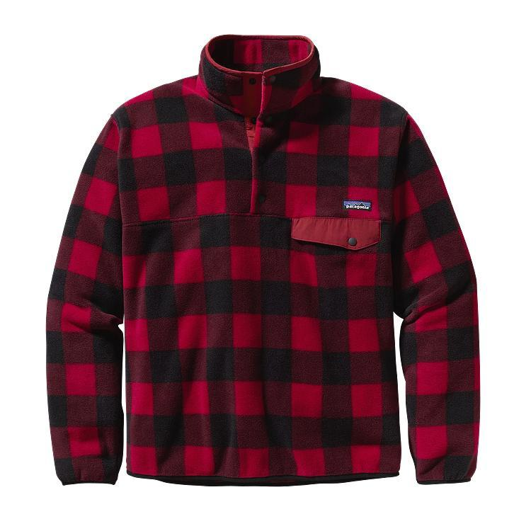 Patagonia Men S Lightweight Synchilla 174 From Patagonia Coats