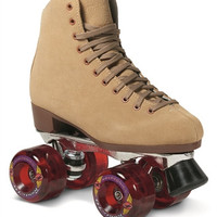 Sure Grip - 1300 Route Outdoor Roller Skate Package  - TAN