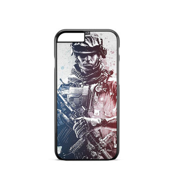 Battlefield 3 Soldier iPhone 6 Case