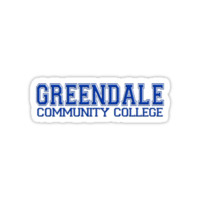 GREENDALE College Jersey