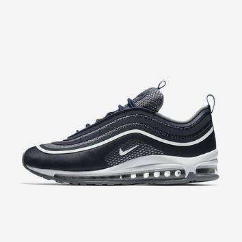Nike NSW Air Max 97 UL '17 [918356-400] Men Running Shoes Midnight Navy/White