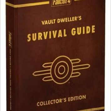 Fallout 4 Vault Dweller's Survival Guide Collector's Edition: Prima Official Game Guide