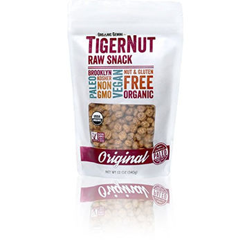 Organic Raw TigerNuts (12oz) 3-Pack