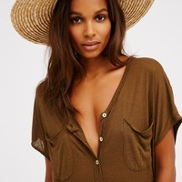 Free People Morocco Romper