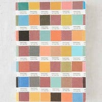 Pantone Color Chips Journal